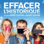 Affiche de Effacer l'historique, août 2020