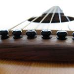 guitare détail