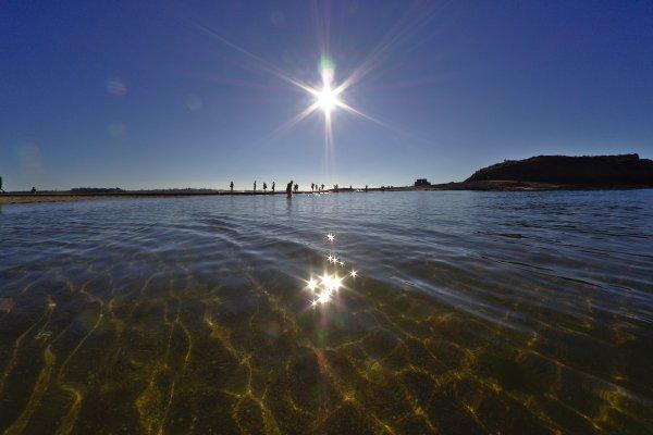 Sea & sun @ St Malo