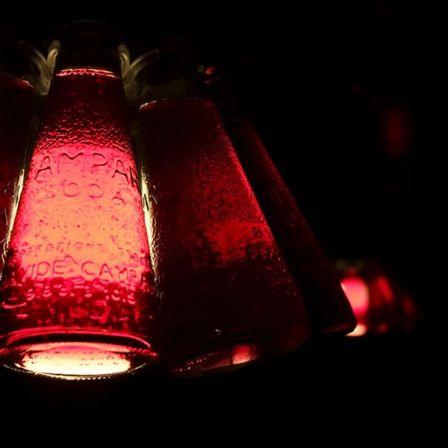 Lumière à boire