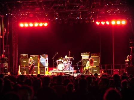 Dinosaur Jr @ Tinals 2016