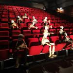 Nituürs attendant un spectacle salle Jean Genet © Priscille Roy, mar. 2021