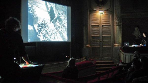 Ciné-concert, oct. 2019