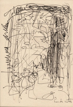 Luc Bernad - ligne - concert - Pas des nôtres