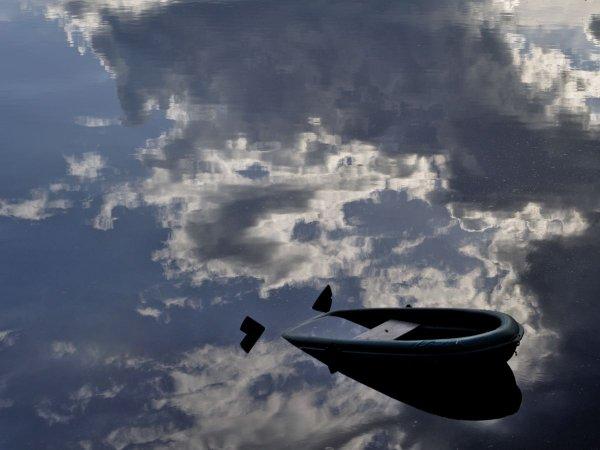 Le bateau dans le ciel