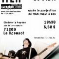 flyer Giboulées 2009