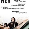 Flyer tournée automne 2008